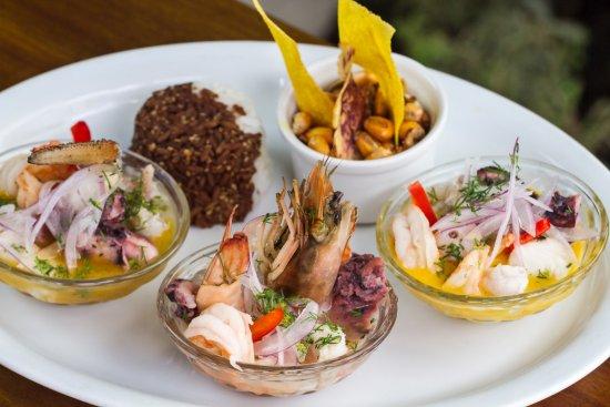Achiote ecuador cuisine quito restaurant bewertungen for Achiote ecuador cuisine