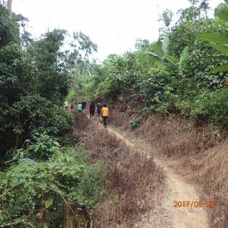 Negeri Sembilan, Malaysia: The hike back