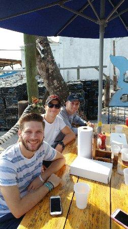 Cortez, FL: Fantastic visit! Exceptional food, ice cold beer!