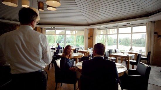 Zoetermeer, Nederland: Restaurant service