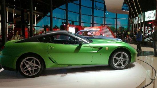 Vila Seca, España: Ferrari Land