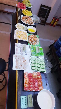 Breakfast Buffet Picture Of Mr Che Hotel Hoi An