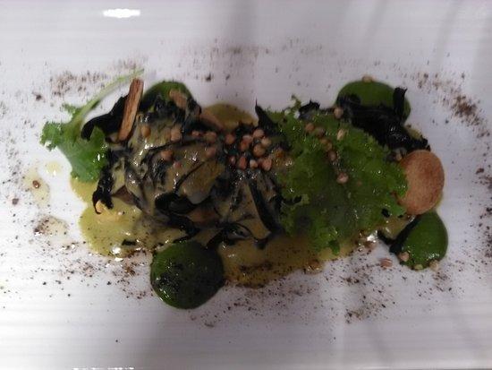 La Ferte-Saint-Cyr, France : Les escargots