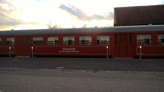 Stainz, Austria: Speisewagen