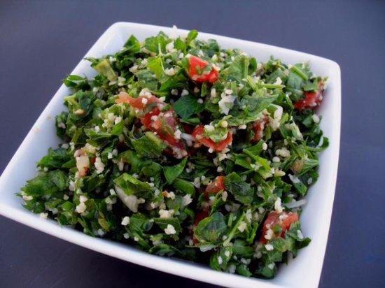 ซีดาร์ฮิลล์, เท็กซัส: Tabouli Salad