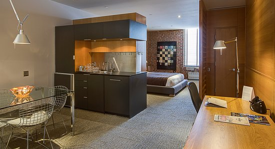 Hotel Gault : The Apartment - Your home away from home