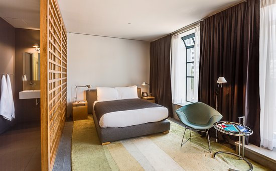 Hotel Gault : Terrace Loft - Ideal for those who love plenty of natural light and views of Old Montreal