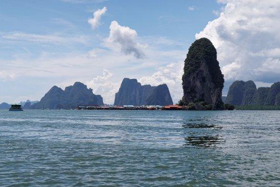 Phang Nga Bay : Koh Panyee