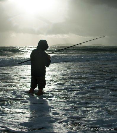 Rainbow Beach, Australia: MARKUS-SUNRISE FISHING