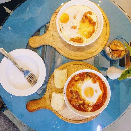 Quy Nhon, Wietnam: Santorino Coffee & Tea