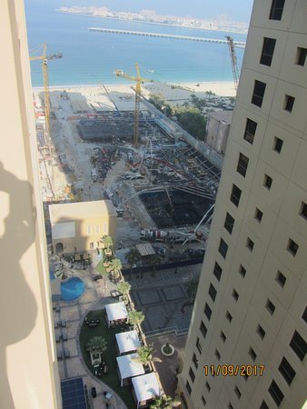 Movenpick Hotel Jumeirah Beach Meersblick Aus Dem