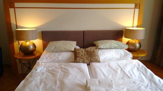Jungmann: Bed in room 204