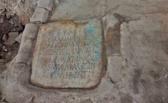 Necropoli di Atrio Metropoli