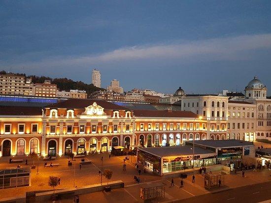 Estación de Príncipe Pío