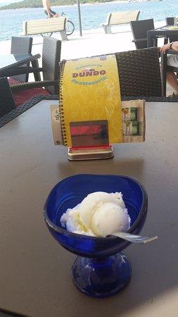 Njivice, Κροατία: Dessert