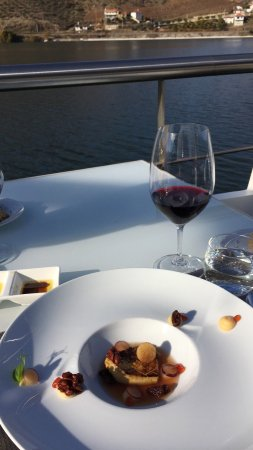 Folgosa, Portugal: D.O.C. Restaurant