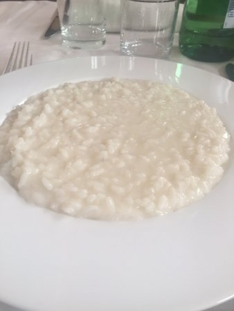 Black Bar & Restaurant by Eataly: Risotto ai formaggi