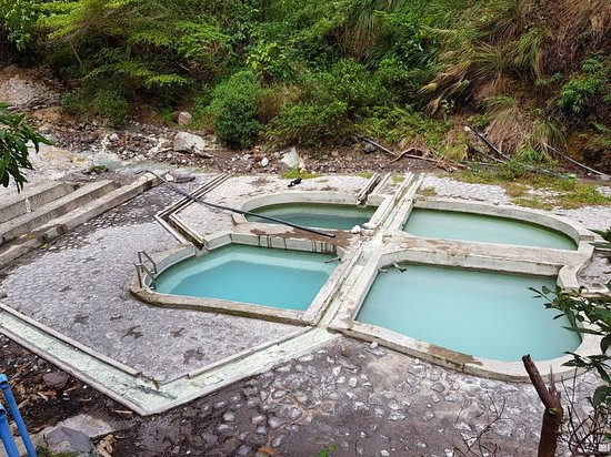 Dauin, Philippines: Baslay Hot Spring