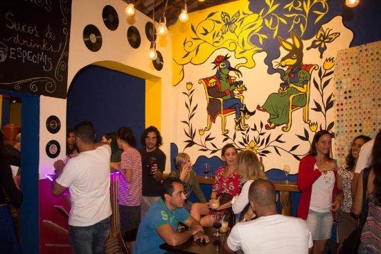 Fuxico Galeria Pub