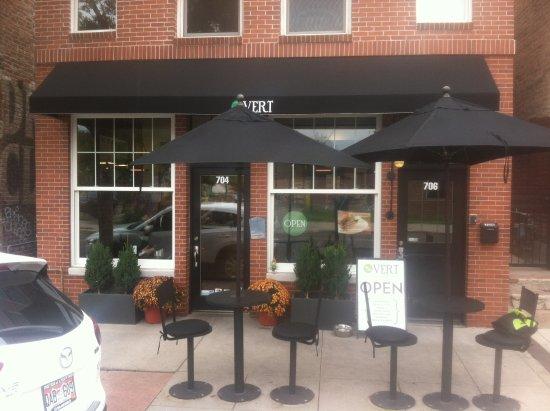 Vert Kitchen Restaurant Denver