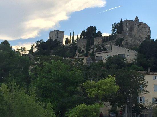 Valaurie, Francia: ...monastery