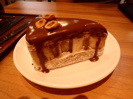 After You Dessert Cafe: vue