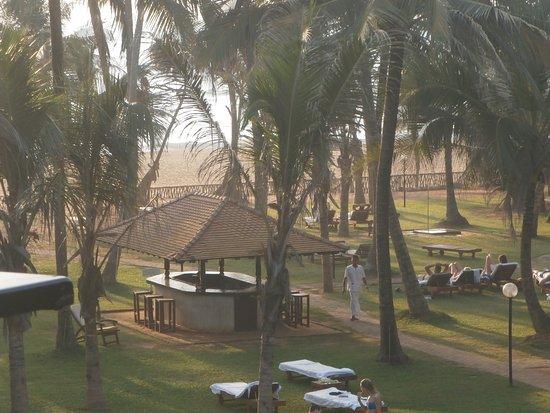 Hotel Mermaid & Club: View from room
