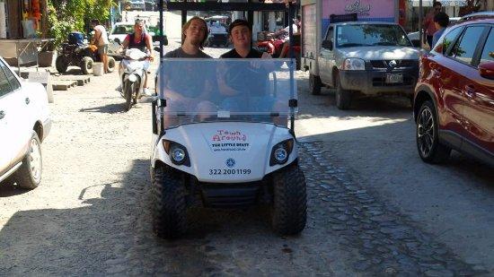 Town Around - Golf Carts Rentals: around town