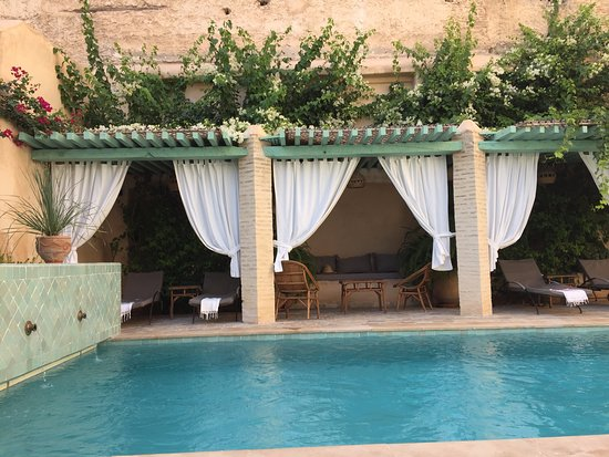Riad Laaroussa Hotel and Spa-bild