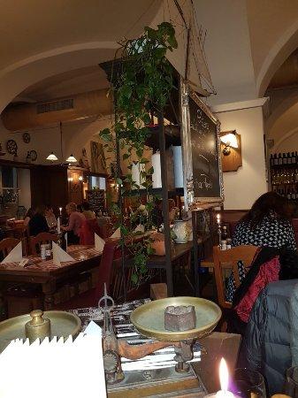 Ebersberg, Almanya: Pizzeria con Cucina