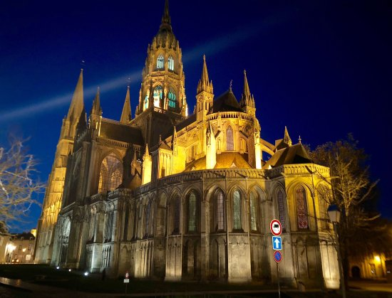 picture of notre dame cathedral bayeux tripadvisor. Black Bedroom Furniture Sets. Home Design Ideas