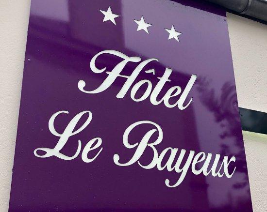 Hotel Le Bayeux: photo0.jpg