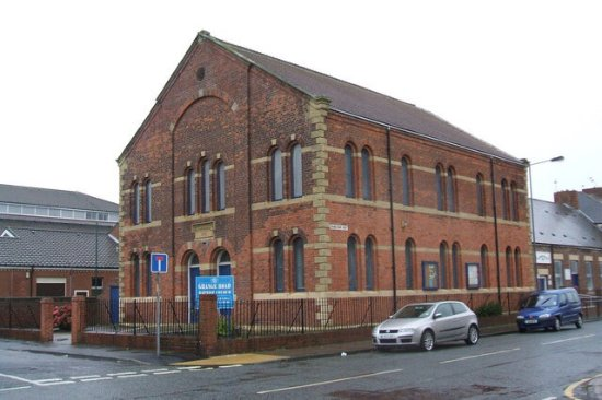 Grange Road Baptist Church
