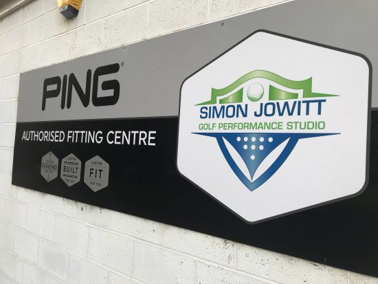 Lytham St Anne's, UK: Simon Jowitt Golf Performance Studio