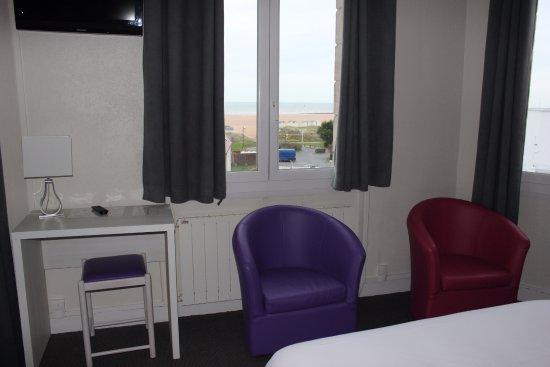 Hotel Ouistreham Vue Mer