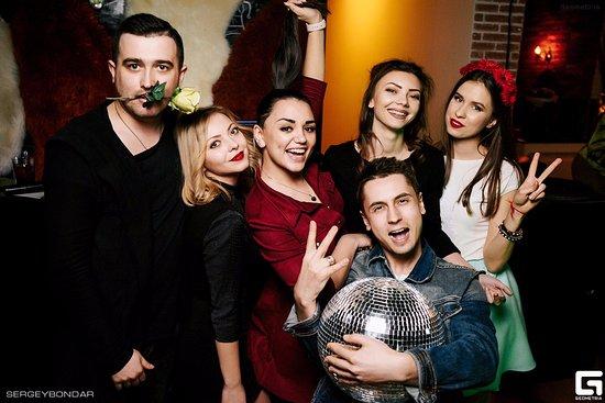 Club-Karaoke Selfie