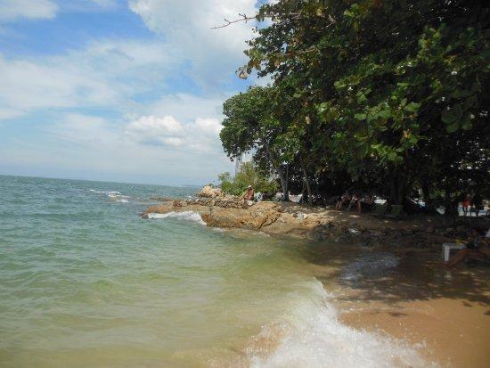 Wong Amat Beach: Пляж Вонгамат