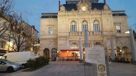 Theatre de Lons-le-Saunier