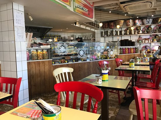 Picture of comptoir libanais london - Comptoir restaurant london ...