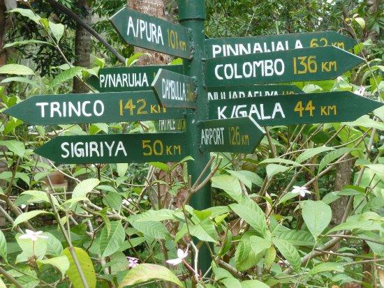 Jim's Farm Villas: In the heart of Sri Lanka