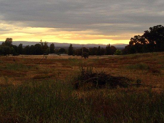 Glenrowan, Australien: view
