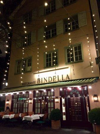 Ristorante Bindella Zürich: Bindella