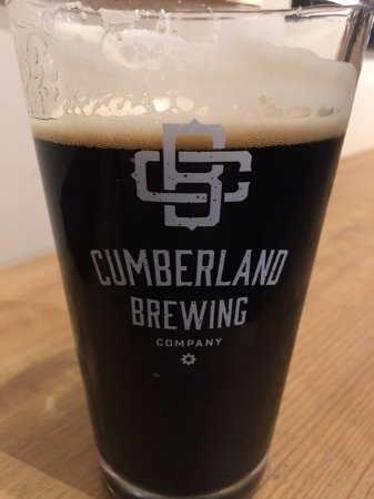 Cumberland, Canada: Oatmeal stout - delicious