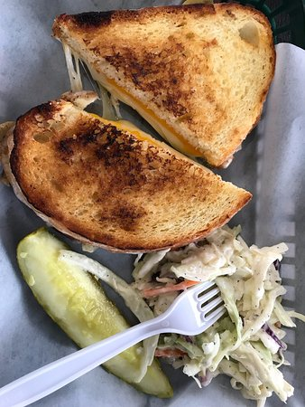 Edwards, CO: Grilled Cheese Sandwich from Belmont Deli