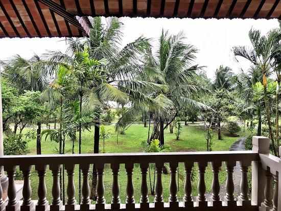 Ana Mandara Hue Beach Resort: View from the room