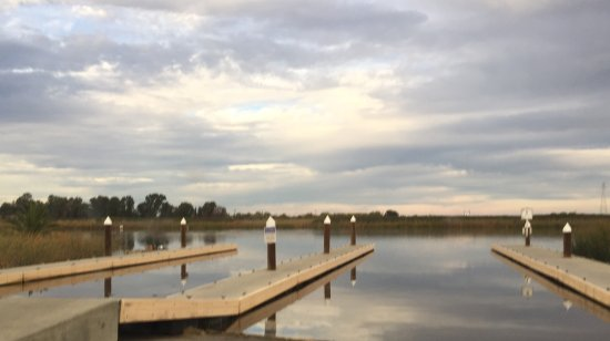 Suisun City, CA: Beautiful docks