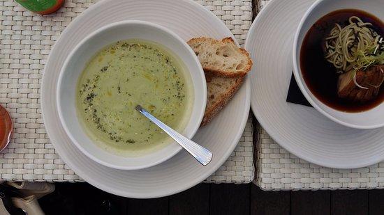 Rapaura, Nueva Zelanda: soup