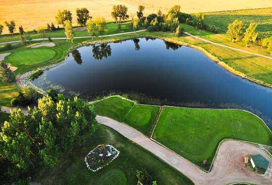 Carstairs, Canada : 8th Hole
