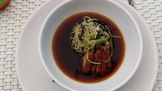 Rapaura, Nueva Zelanda: asian style soup