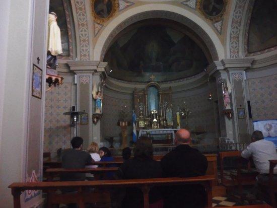 Alta Gracia, Argentina: Interior de la capilla